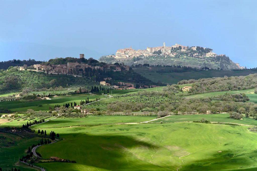 Unieke landschap Toscane