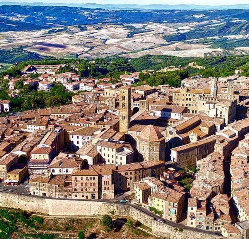 Volterra - CasaToscane